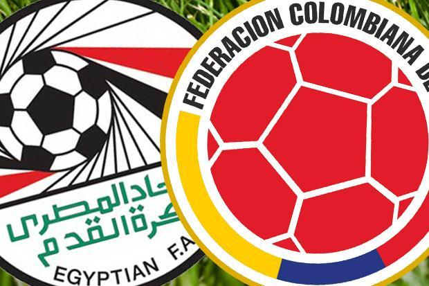 Egypt vs Colombia Full Match And Highlights 01 June 2018