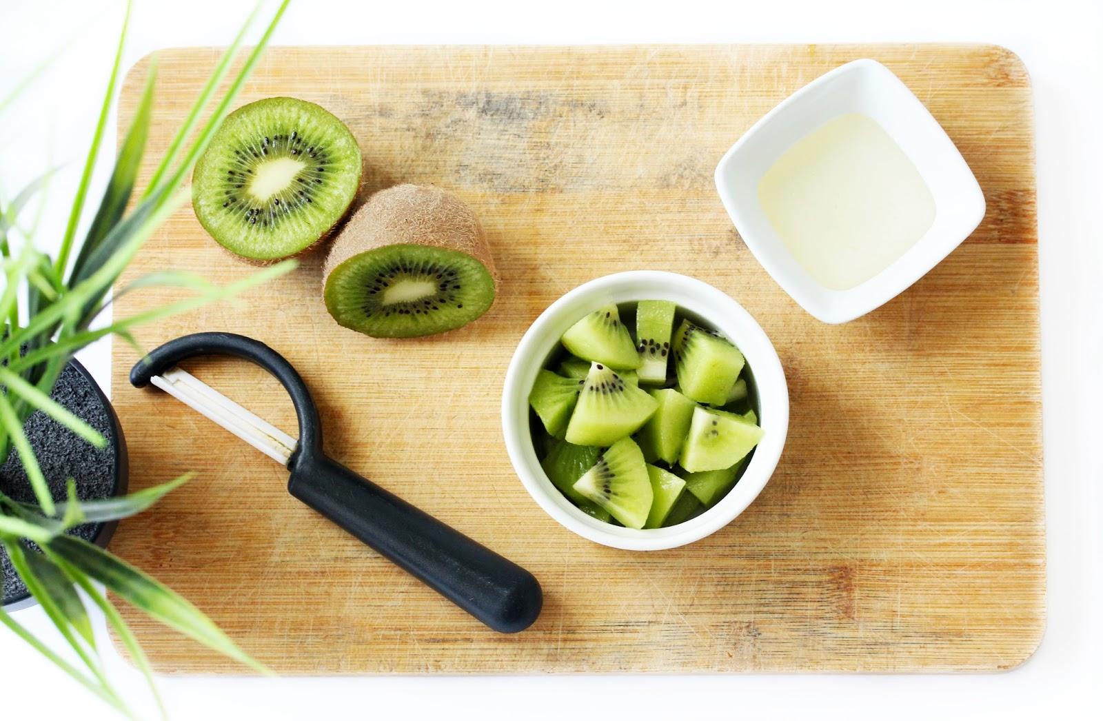 Kiwi Sorbet Recipe