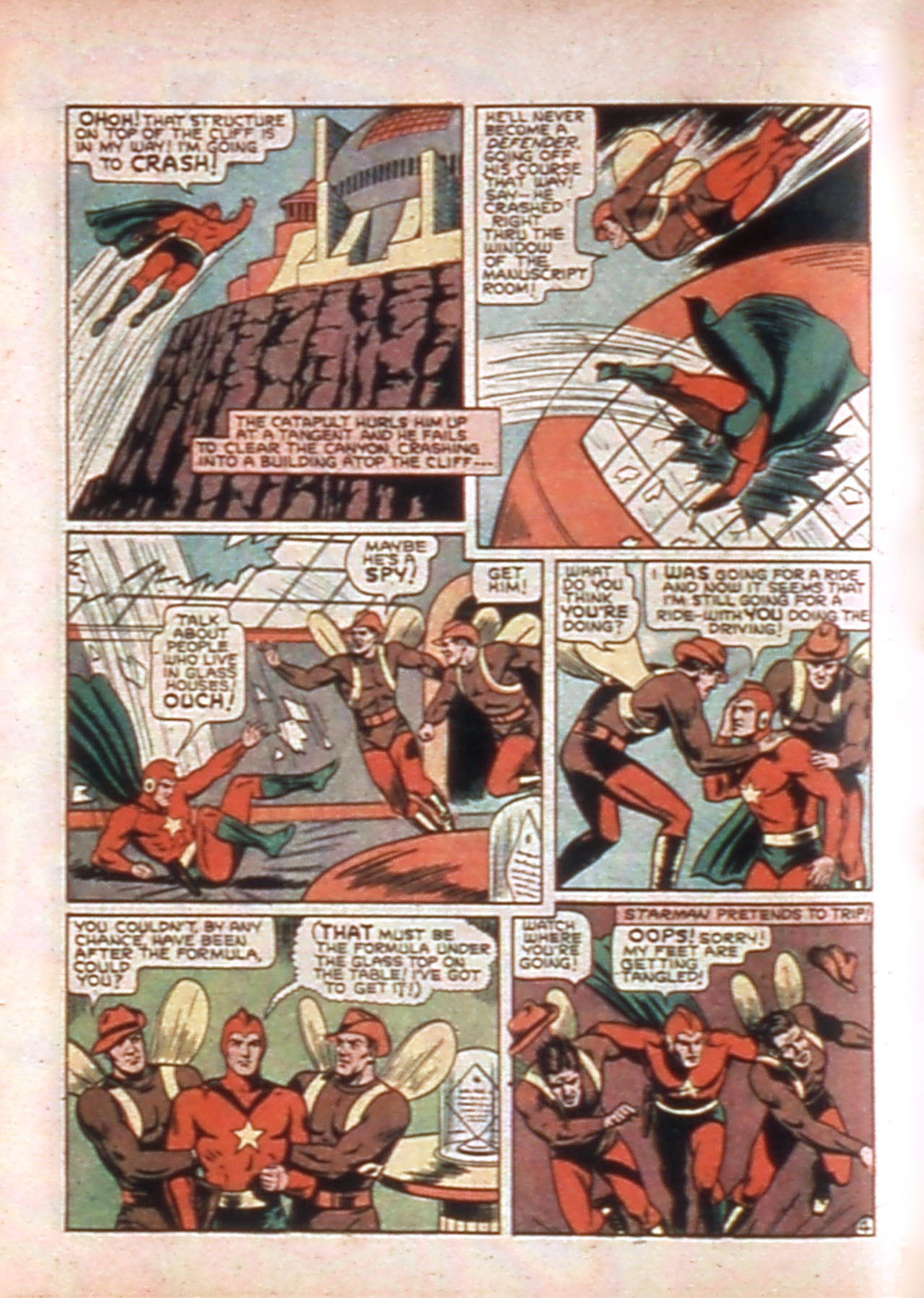 All-Star Comics (1940) issue 10 - Page 30