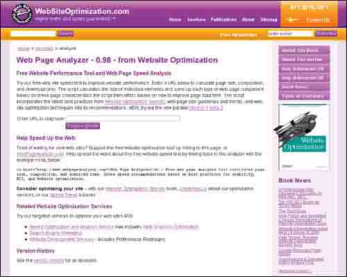 Top 15 Free Website Speed Testing Tools 2013