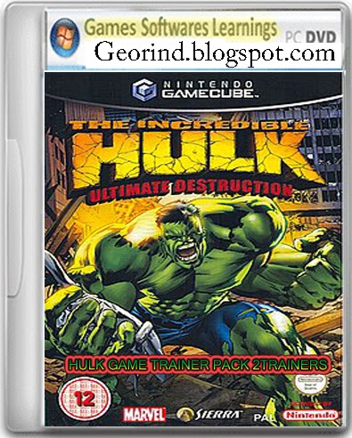The incredible hulk +7 trainer free download: lonebullet.
