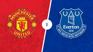 مشاهدة مباراة مانشستر يونايتد وإيفرتون بث مباشر بتاريخ 28-10-2018 الدوري الانجليزي