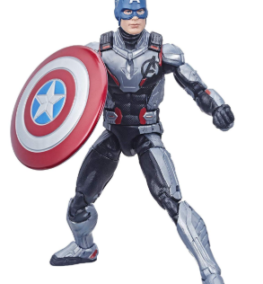 Marvel Legends Series Avengers: Endgame Captain America Figure!