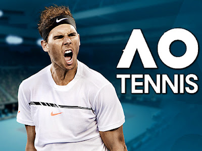 Australian Open Tennis Game MOD APK v1.0.4 for Android Original Version Terbaru 2018