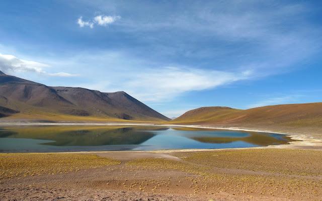 Laguna Miñiques - Lagunas Altiplanicas