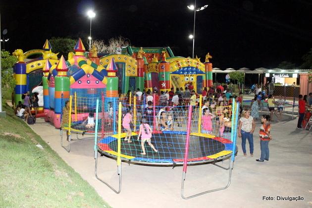 Microcefalia: XII Geres Goiana comemora Dia das Crianças