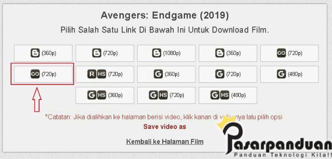 2 Cara Pasti Download Film di IndoXXI Dengan Hp & PC Tanpa