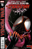 Ultimate Comics Spider-Man #19 Cover