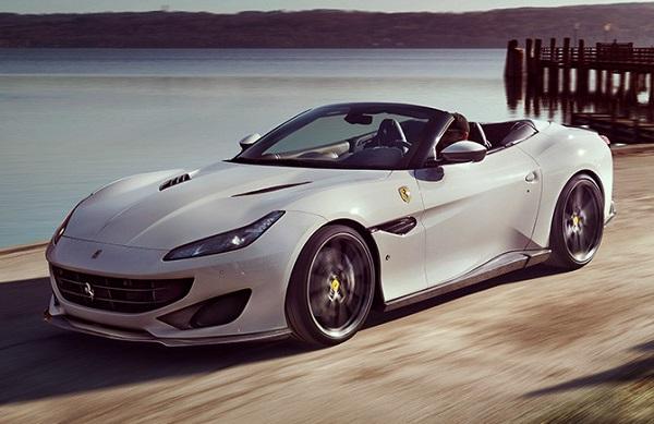 Ferrari Portofino preparado por Novitec