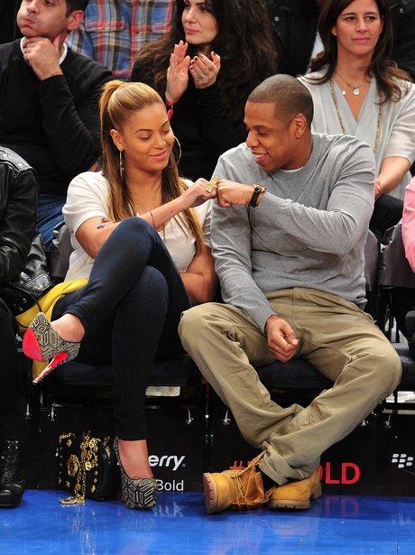 O casal JAY-Z e BEYONCÉ em ÁFRICA