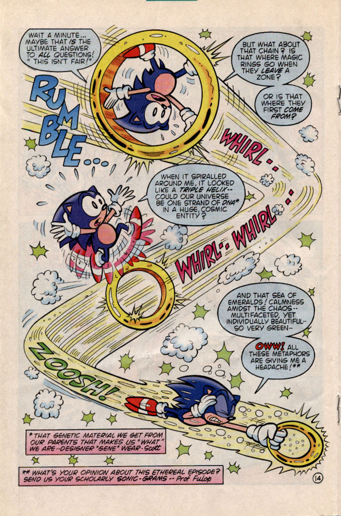 Read online Sonic The Hedgehog comic -  Issue #35 - 15