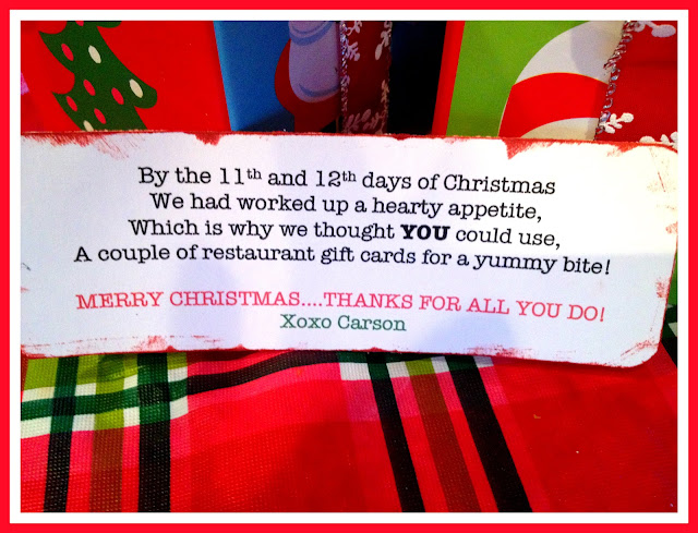Marci Coombs: Days 11 & 12 Of The 12 Days Of Christmas