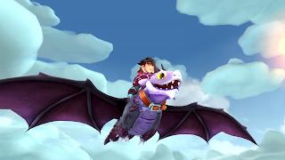 Dreamworks Dragons Dawn of New Riders Wallpaper