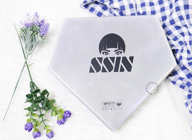 Unpretty Rapstar Cosmetics x SSINNIM