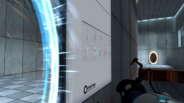 Portal 1 PC Game Free Download Full Gameplay