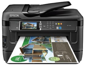 Epson WF-7620 Drivers Download