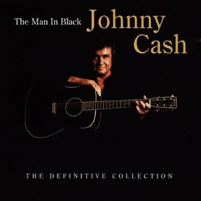Johnny cash the man in black CD