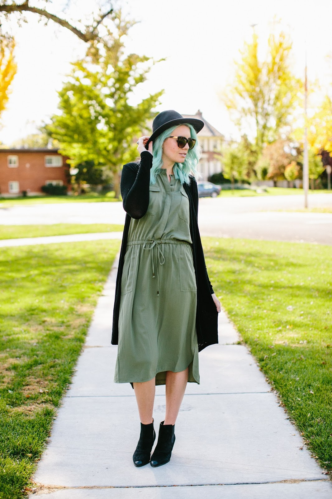Modest Outfit, Fall Fashion, Target