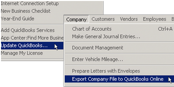 How to Convert Your QuickBooks Desktop Company file to