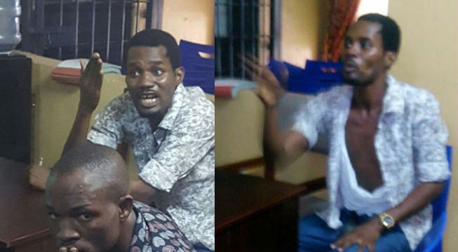 Seun Egbegbe arrested again as actor steals N10m from mallam