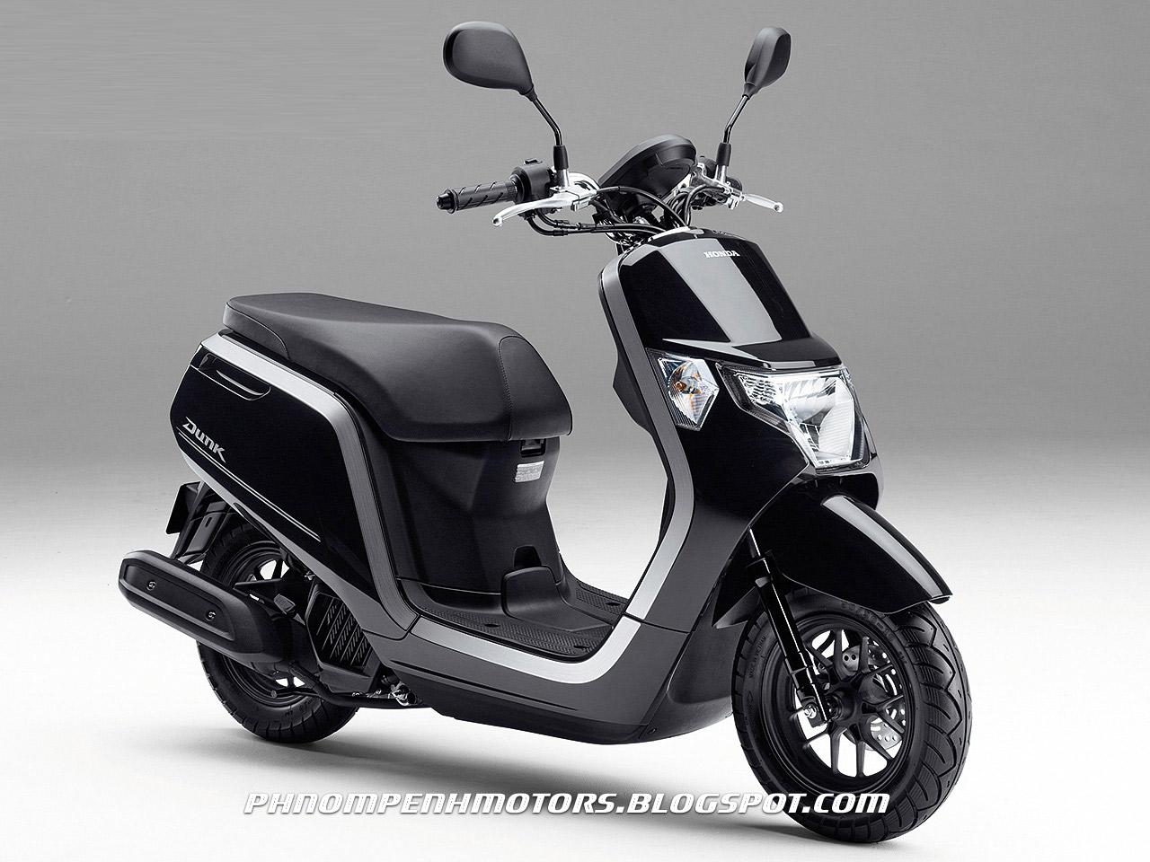 honda dunk 50cc coming soon price 1850 phnom penh motors. Black Bedroom Furniture Sets. Home Design Ideas