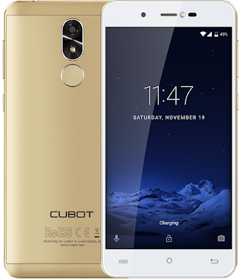 "CUBOT R9 5.0"" 2GB RAM + 16GB ROM, Review & Specifications"