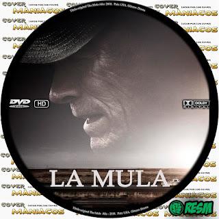 GALLETA LA MULA - THE MULE - 2018 [COVER DVD]