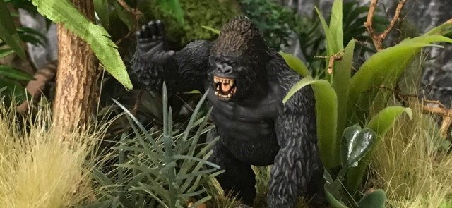 Crooked Dice Giant Ape