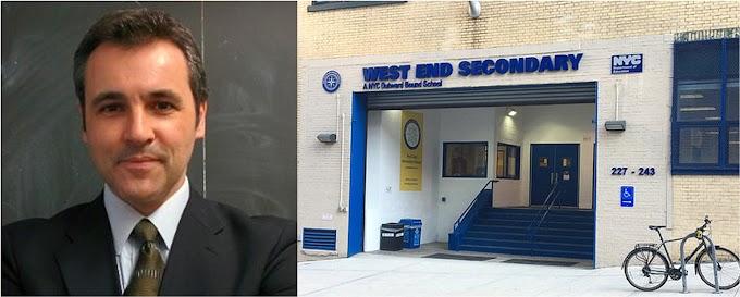Un maestro hispano arrestado por sillazo y golpes a un estudiante en escuela secundaria de Manhattan