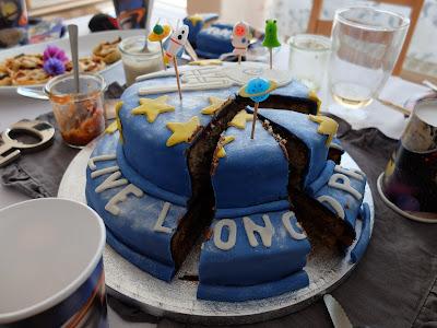 Star Trek Torte