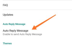 Whatsapp Aur Gb Whatsapp Par Auto Reply Set Kaise Kare