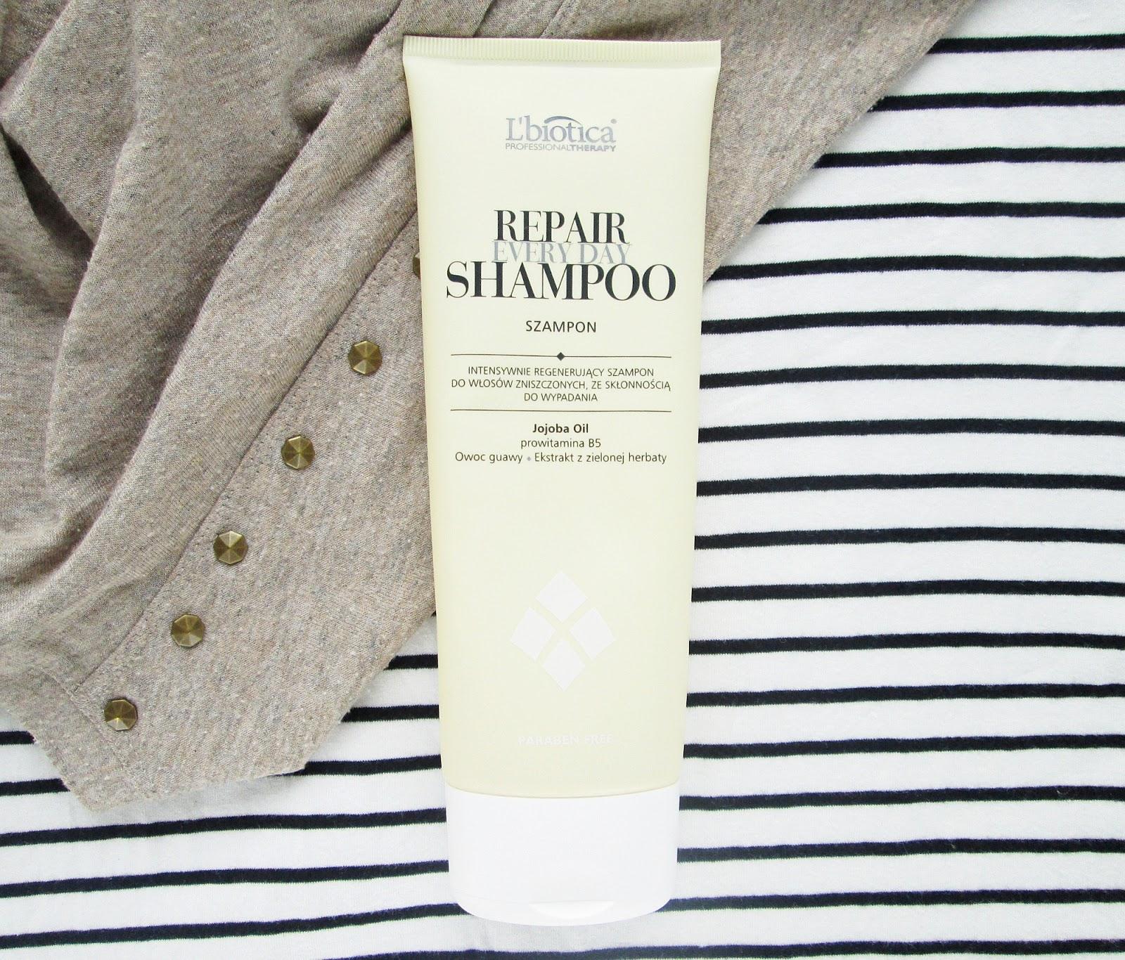 L'biotica Repair szampon