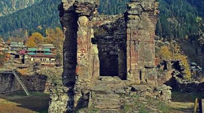 Sharda Peeth Temple