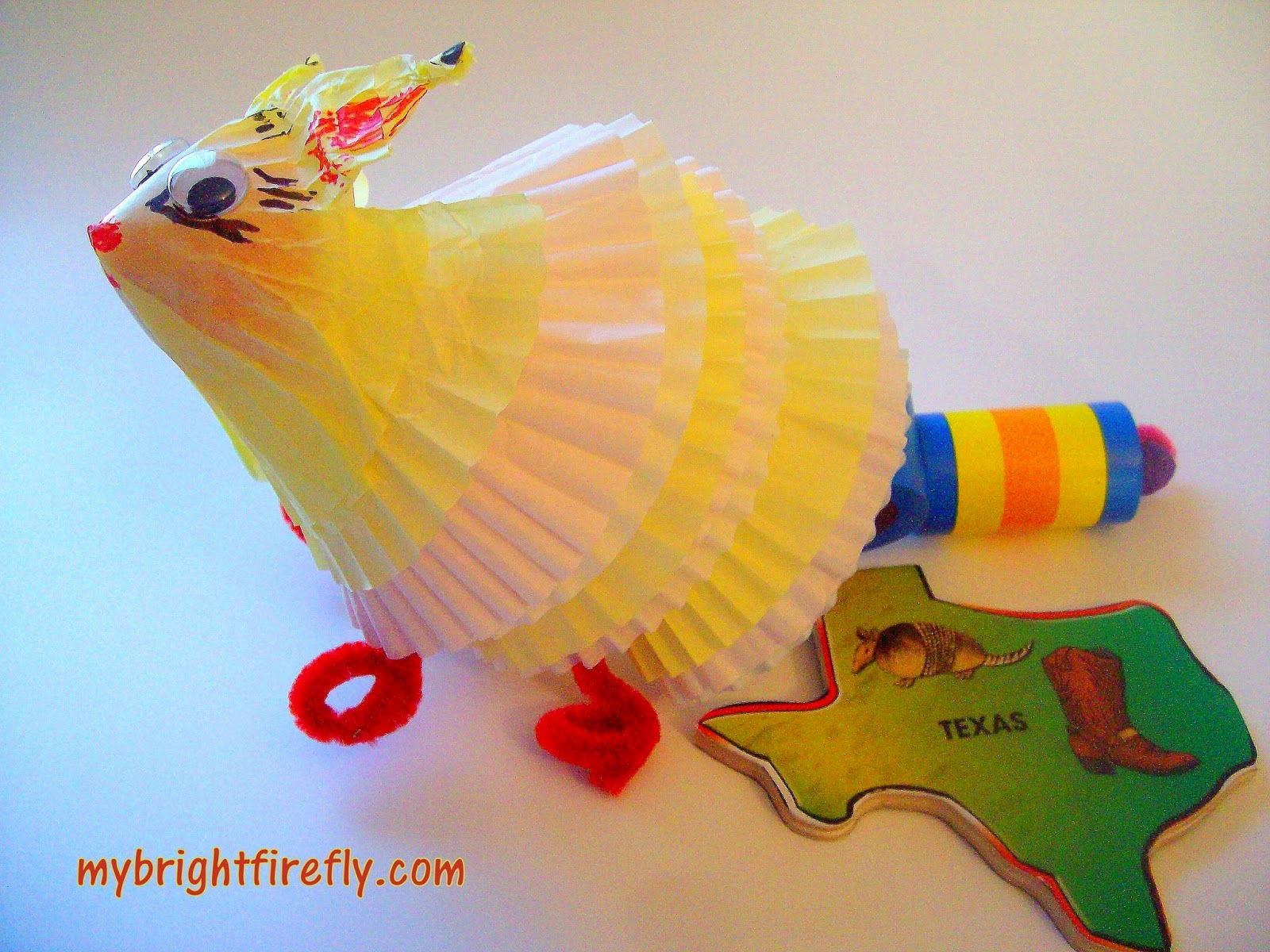 My Bright Firefly Us Geography Preschool Activities The