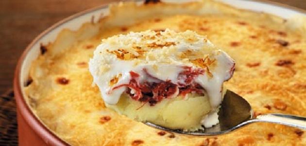 Maravilhas da cozinha: Escondidinho/ escondidinho de Carne Seca...