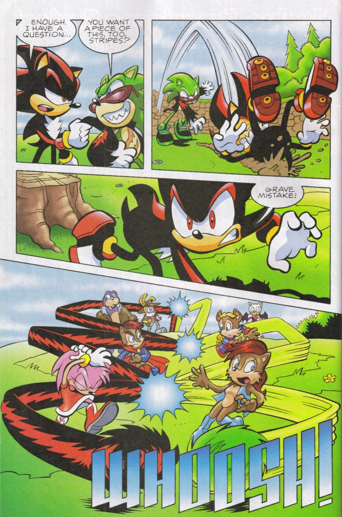 Read online Sonic The Hedgehog comic -  Issue #161 - 13