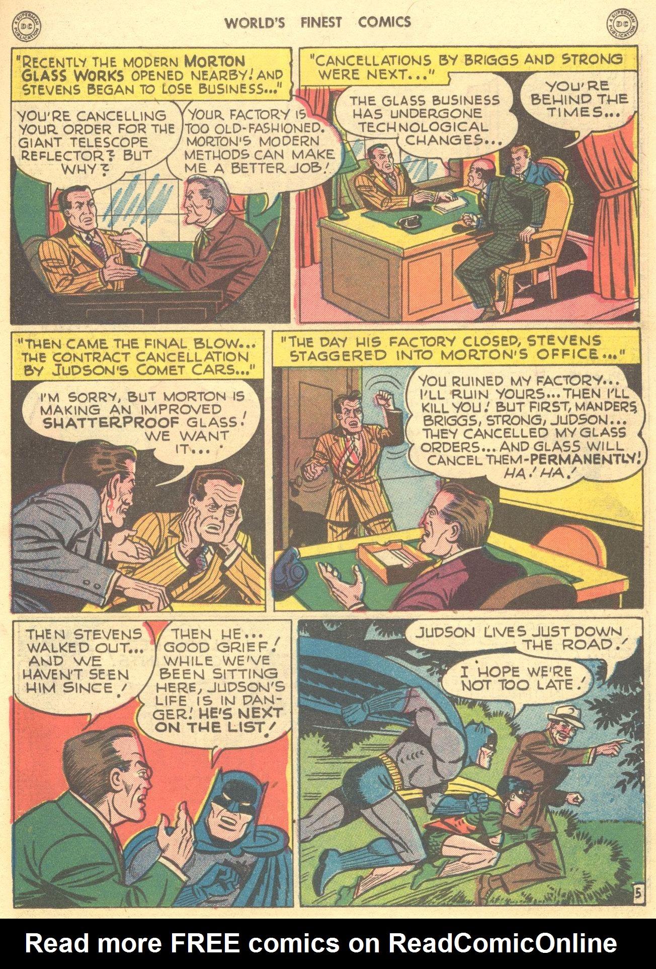 Read online World's Finest Comics comic -  Issue #28 - 64