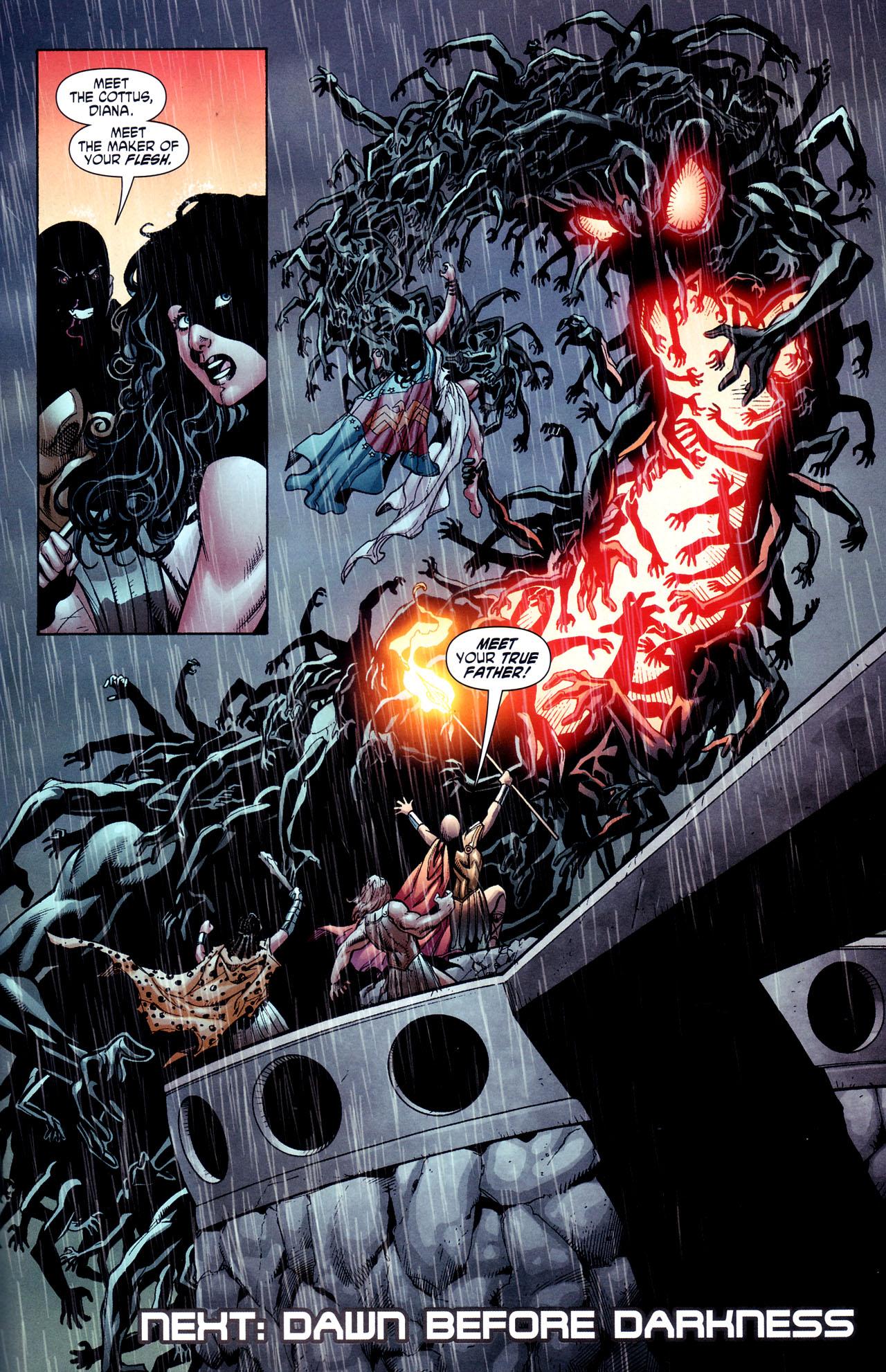 Read online Wonder Woman (2006) comic -  Issue #38 - 23