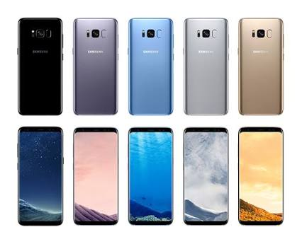Samsung Galaxy S8 - Phone Details And Device Specifications
