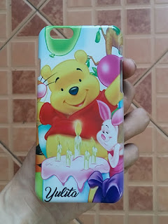 custom case winnie the pooh lucu