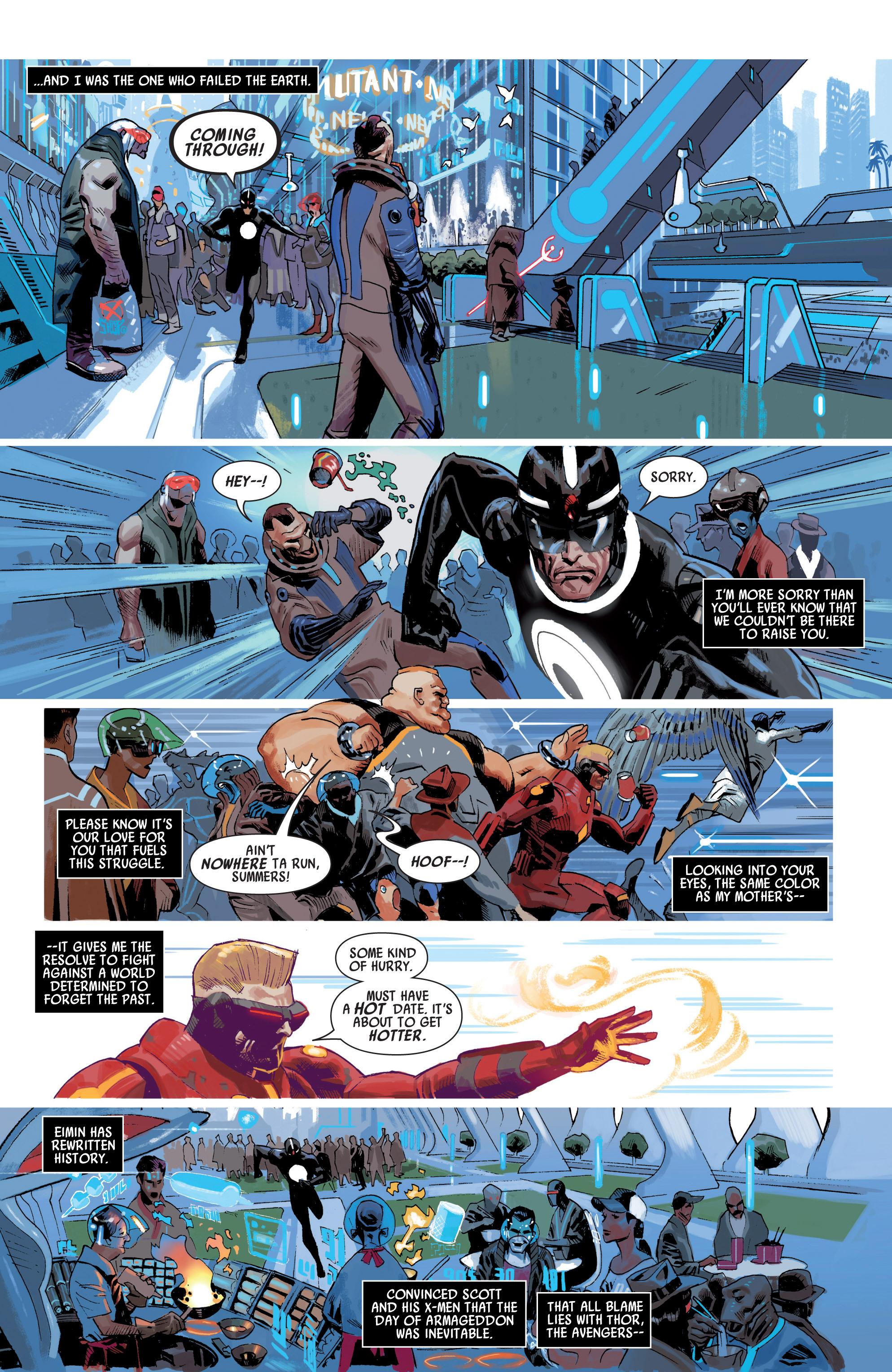 Read online Uncanny Avengers (2012) comic -  Issue #18 - 3