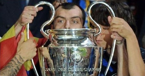 Football Yesterday & Today: Goran Pandev - Detailed stats in European Cups