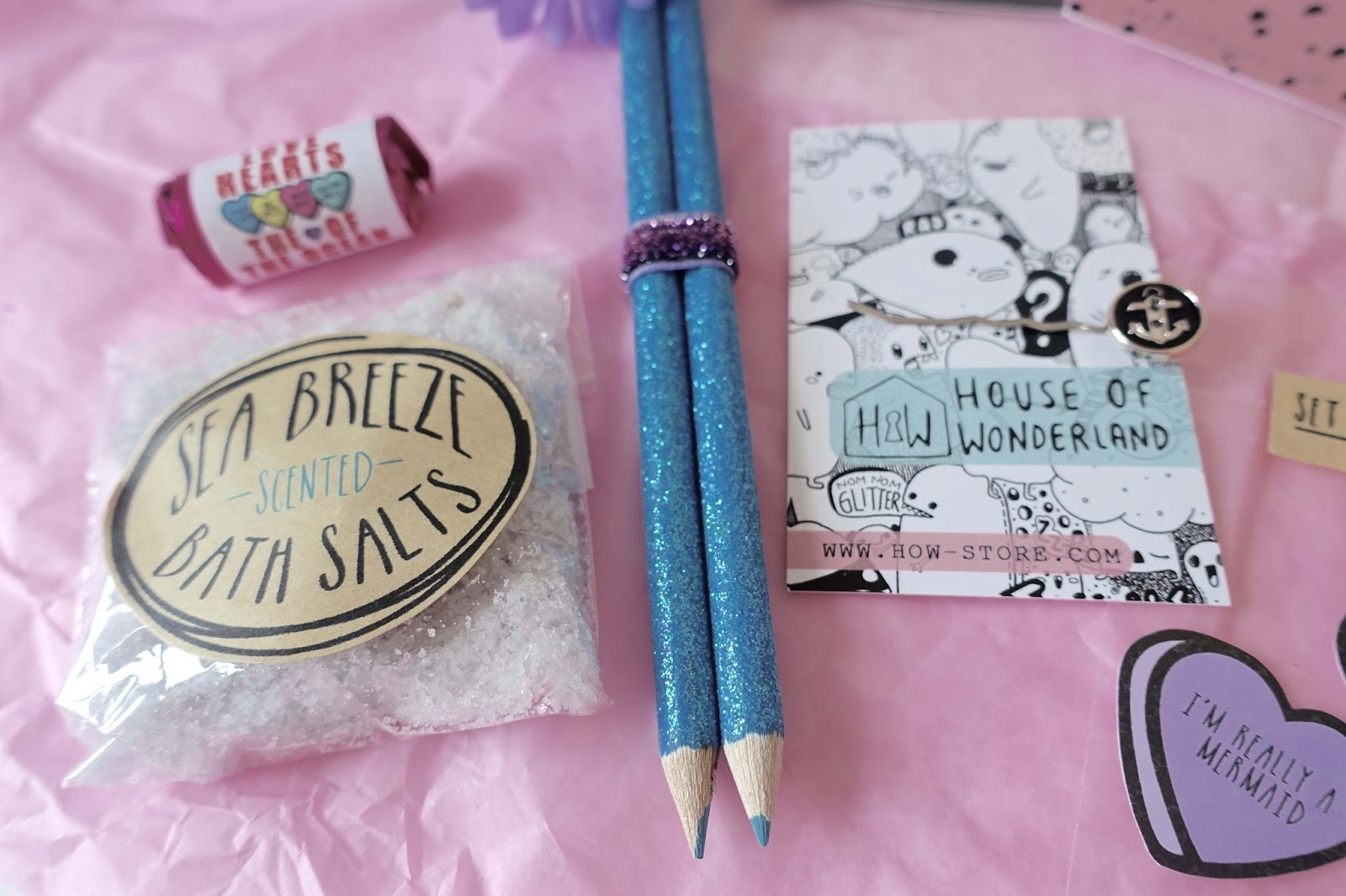 quirky jewellery subscription box
