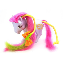 My Little Pony Bangles UK & Europe  Hair-do Ponies G1 Pony