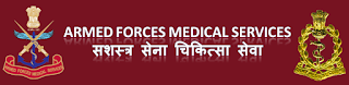 Armed forces Medical Service Recruitment 2018