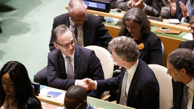"""Οι Γερμανοί βάζουν """"πόδι"""" στο Συμβούλιο Ασφαλείας"""