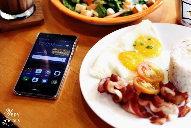Yellow Bird Restaurant, Antipolo Food Trip using Huawei P9 Mobile Phone Photography YedyLicious Manila Food Blog