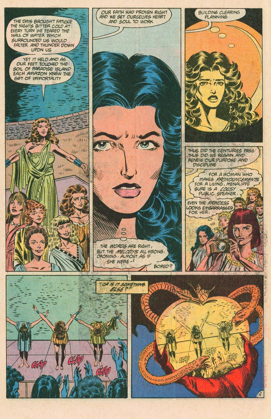 Read online Wonder Woman (1987) comic -  Issue #38 - 5