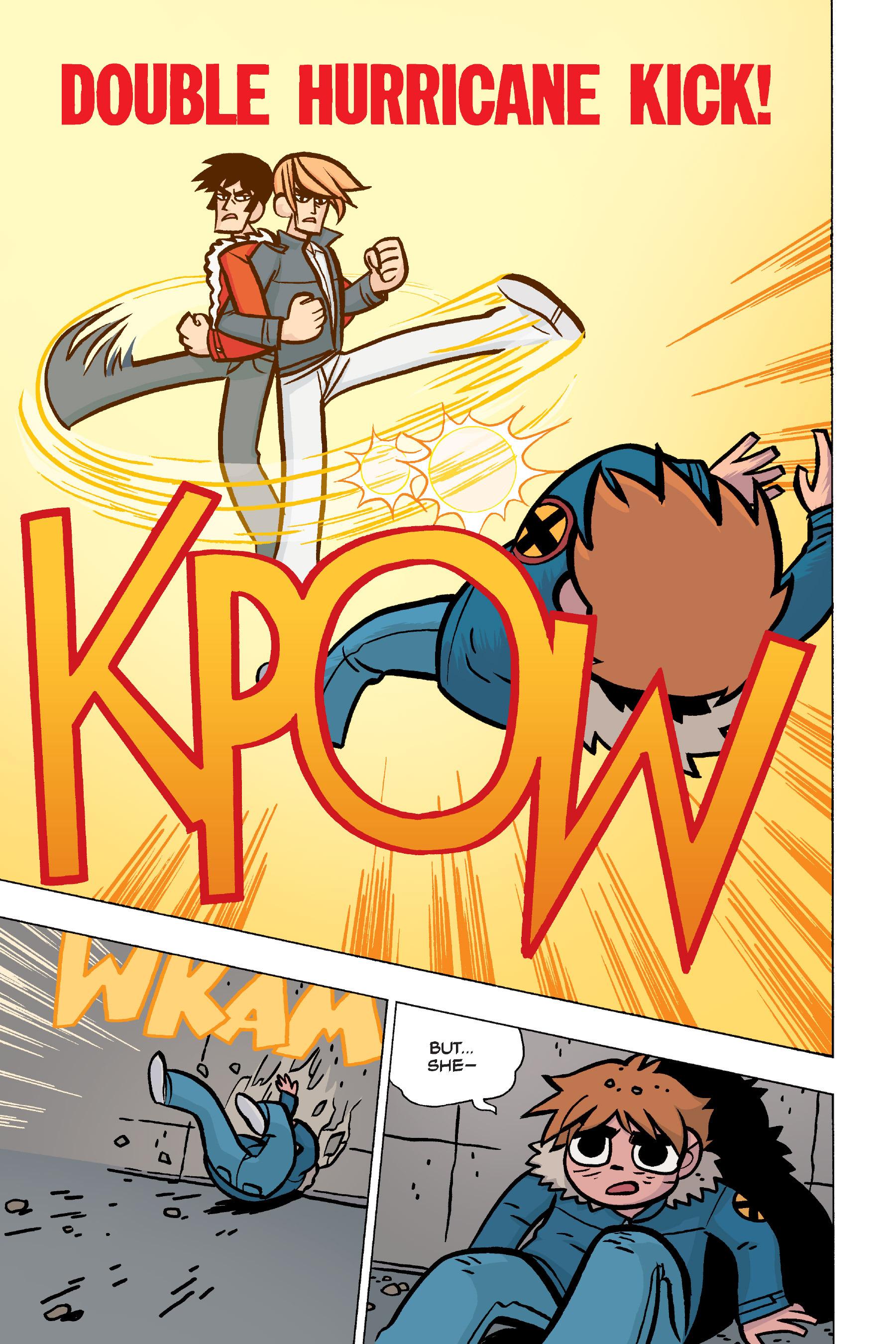 Read online Scott Pilgrim comic -  Issue #5 - 121