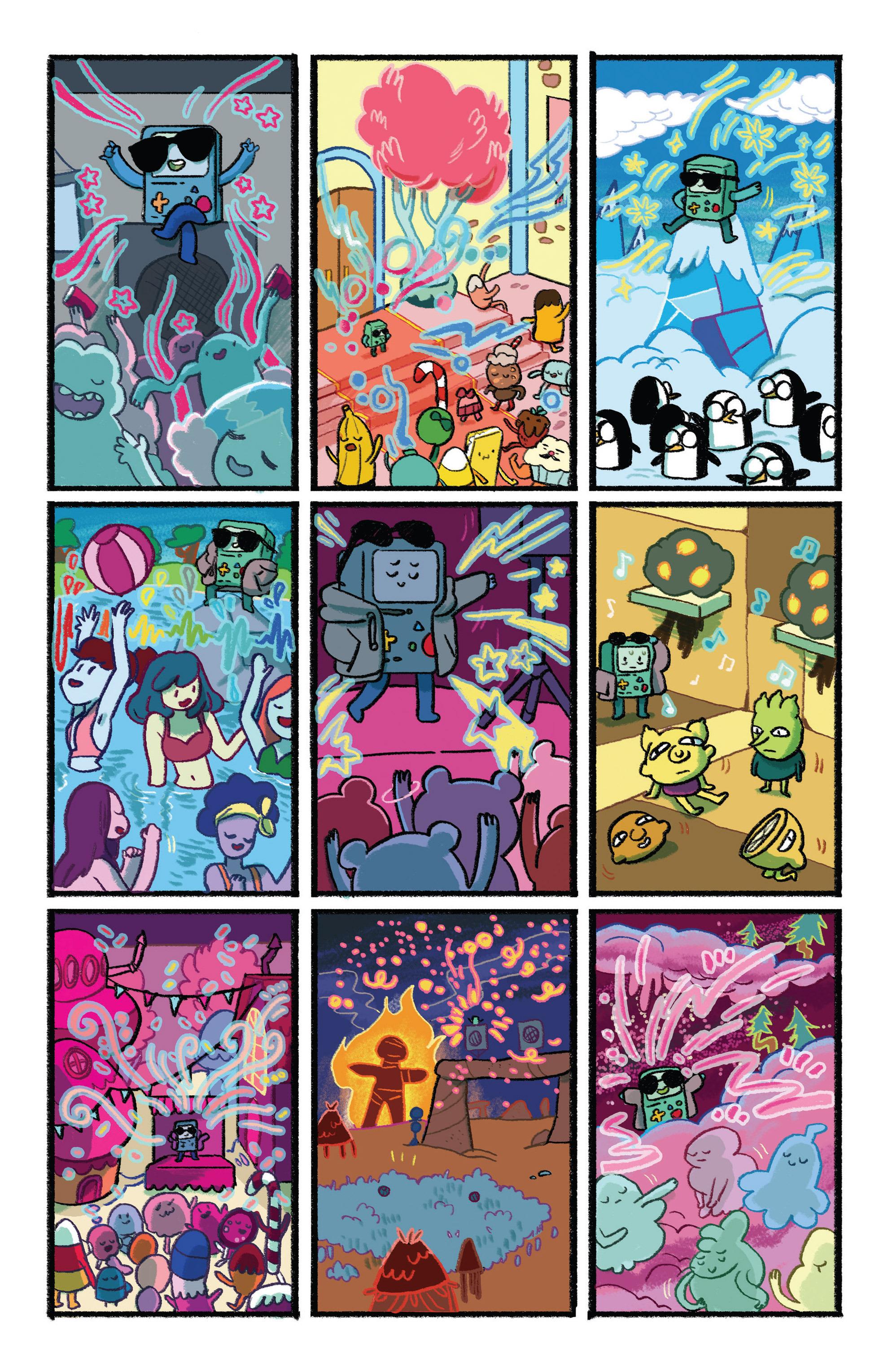 Read online Adventure Time Comics comic -  Issue #3 - 7